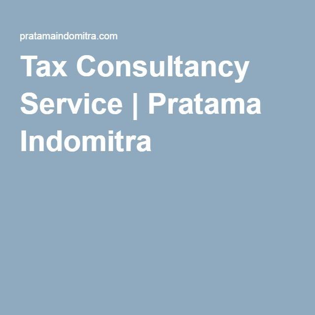 Tax Consultancy Service | Pratama Indomitra