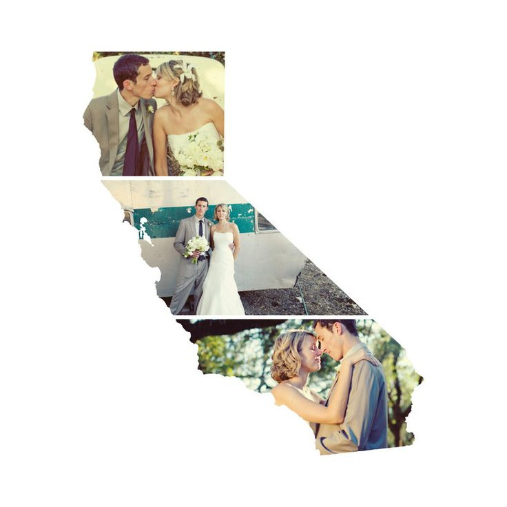 Love Location- California by Heather B for Minted.  What a great idea for family reunion fundraiser.