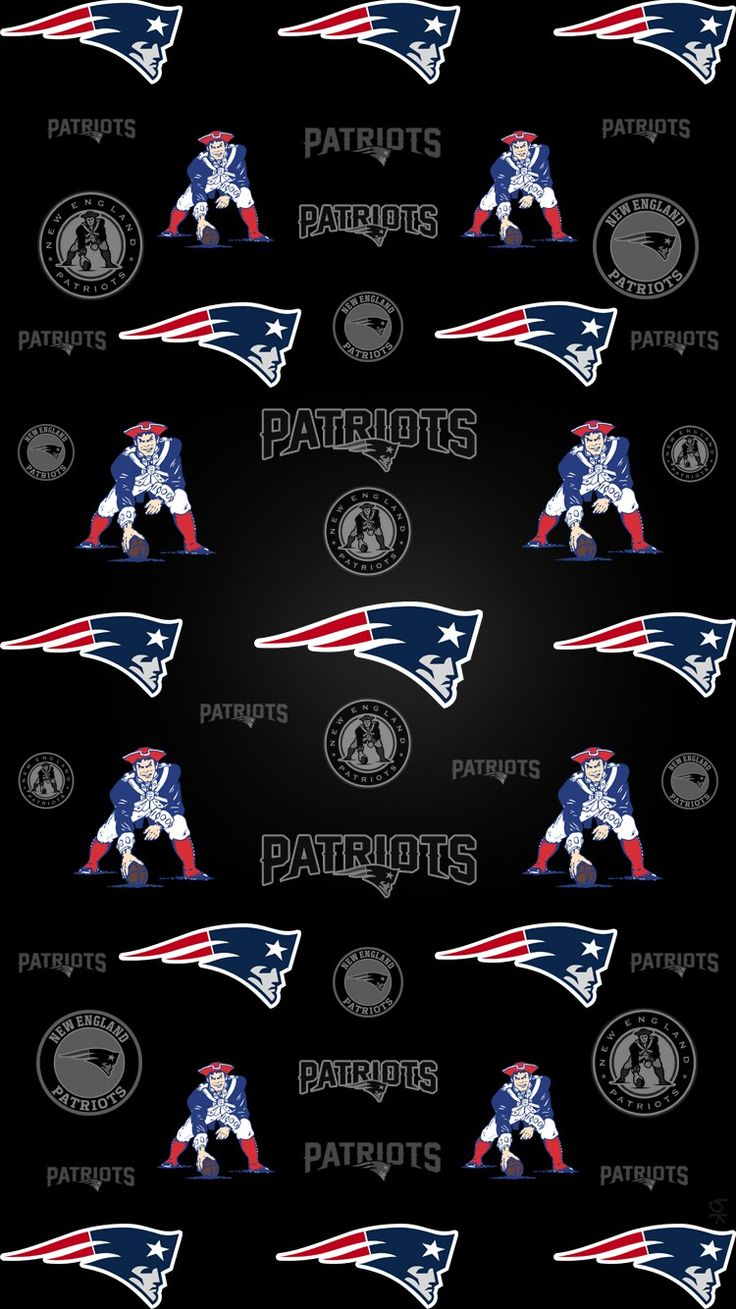 PATS | New England Patriots | Flying Elvis Logo