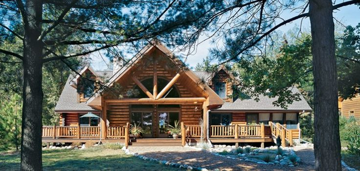 17 Best Images About Log N Timberframe Homes On Pinterest