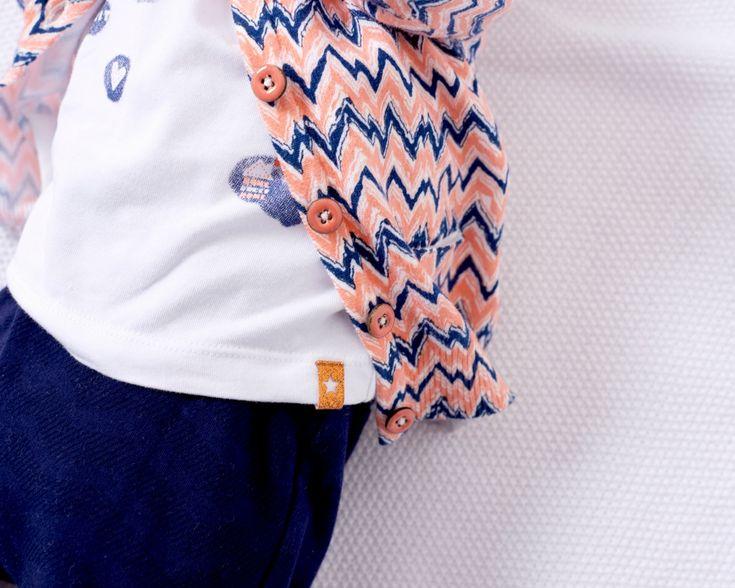 Bekijk de nieuwe Prenatal Sweet Petit collectie met als thema 'Home sweet home', verrassend mooie en kleurrijke kleding voor de allerkleinsten.