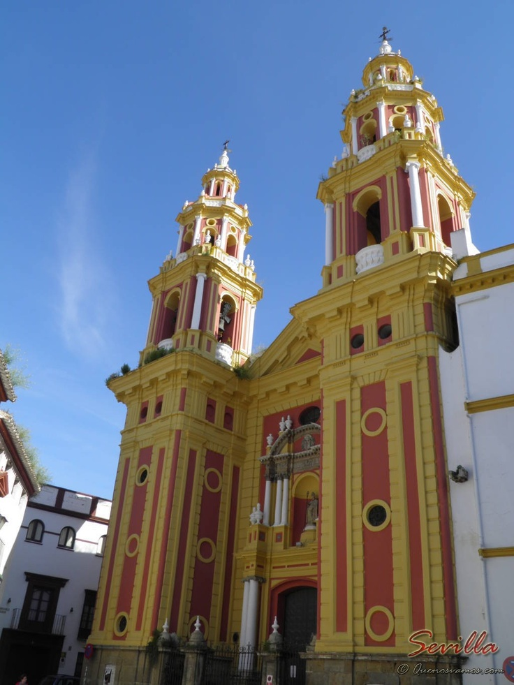 Barrio de Santa Cruz - Sevilla    http://www.quenosvamos.com/sevilla