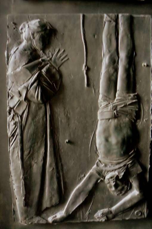 Portail de Saint-Pierre de Rome. Giacomo Manzù
