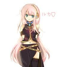 Image result for vocaloid luka