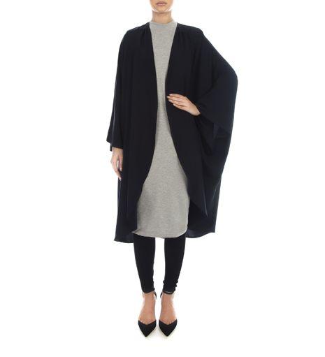 DARK NAVY BATWING CARDIGAN - £29.99 : Inayah, Islamic clothing & fashion, abayas, jilbabs, hijabs, jalabiyas & hijab pins