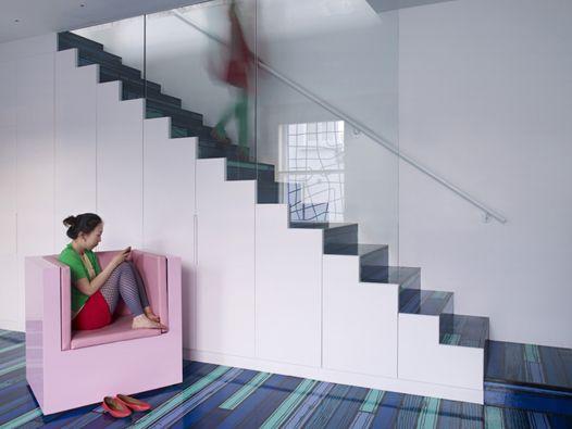 Ab Rogers. The Rainbow House, London