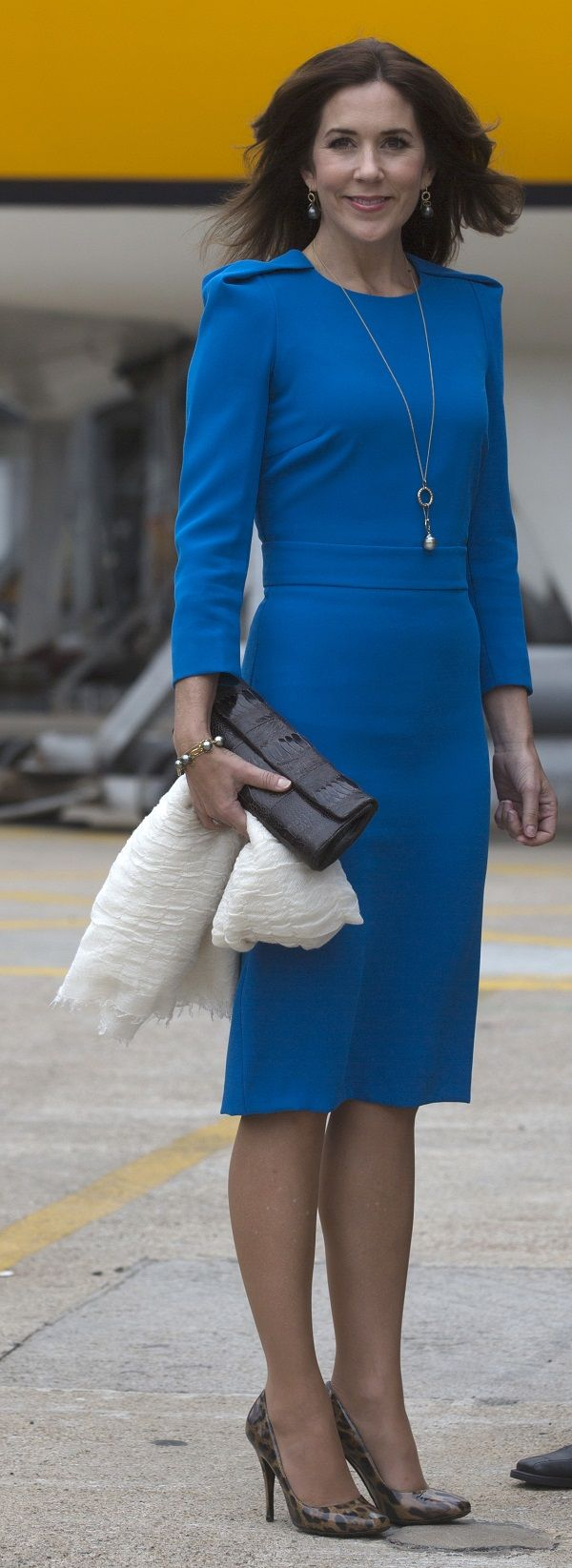 Pompes Ladies Bleu Marine / Bleu Madeleine iwwWW8