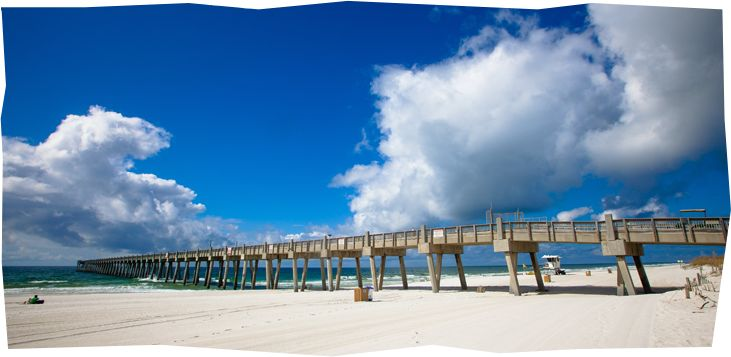 See the beach anytime you want! Pensacola Beach Web Cam!