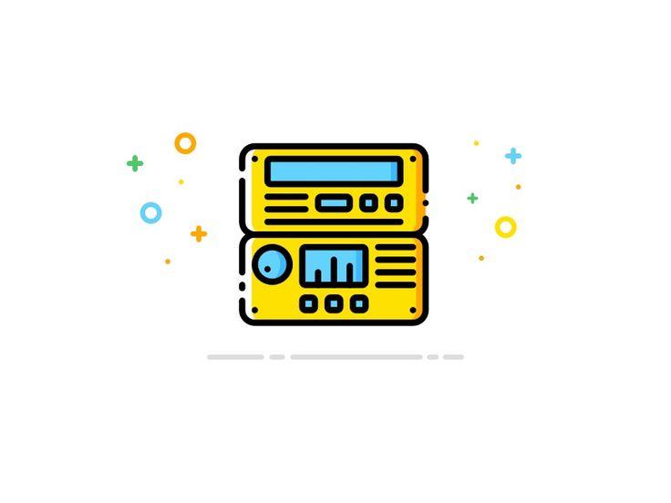 Download Music Icon Freebie