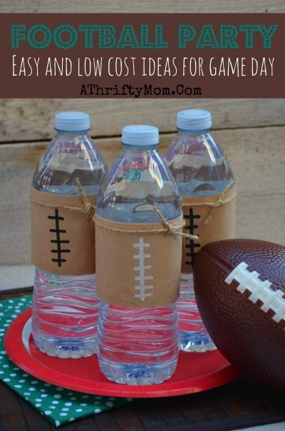 They were so easy to make and really helped create the game day feel to our…