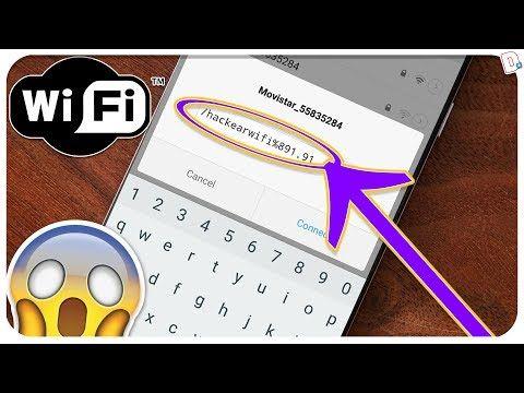 Cómo Descifrar redes WI-FI en Android GRATIS 2017 | Wi-Fi GRATIS 2017 - YouTube