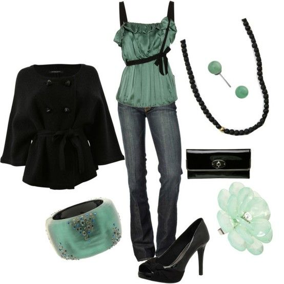 Great color pallet!Mint Green, Fashion, Style, Clothing, Colors, Work Casual, Dates Night, Casual Looks, Cute Outfit