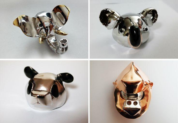 이 귀여운 동물들은 무엇에 쓰는 물건일까요?? ㅎㅎ 바로 공예 디자인을 하는 신재은님이 직접 금속판을 접고 해머링하여 제작한 동물 브로치 입니다. :) 더 많은 제품은 여기 링크에서 확인하세요 ▶ http://me2.do/G22Z6BVm