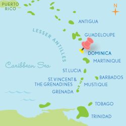 Dominica Dominica Island in the Sun - Gary Trotman @Steelasophical UK Steel band http://www.steelband.co.uk/west-indies