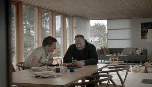 The Bridge (Bron/Broen) Kim Bodnia as Det. Martin Rohde