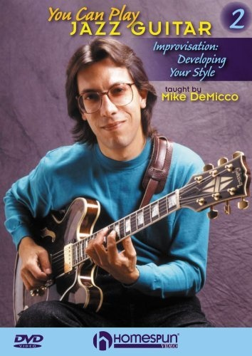 You Can Play Jazz Guitar - Vol. 2 1990 DVD - Click picture for details