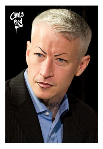 Chola Anderson Cooper