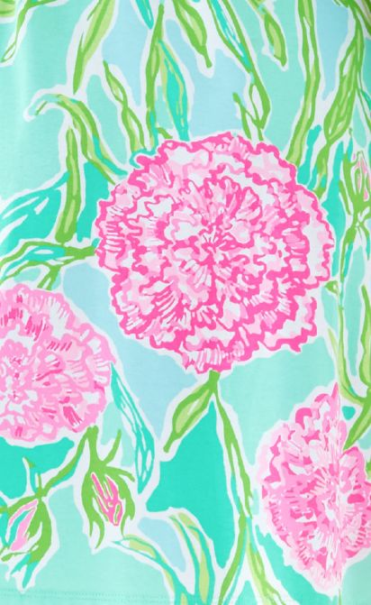 Lilly Pulitzer Spring 2016 Pool Side Blue Going Stag #goingstag