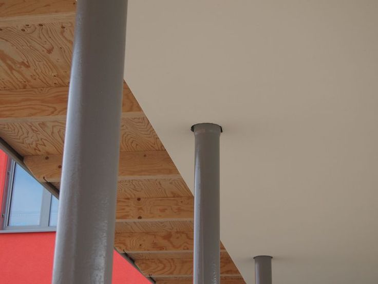 concealed downpipe