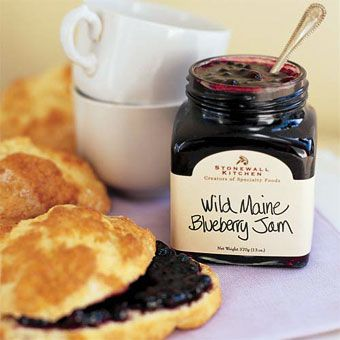 The absolute best jam EVER!!! Tastes like I picked the berries this morning.  I wiped the jar clean with a slice of bread!!!