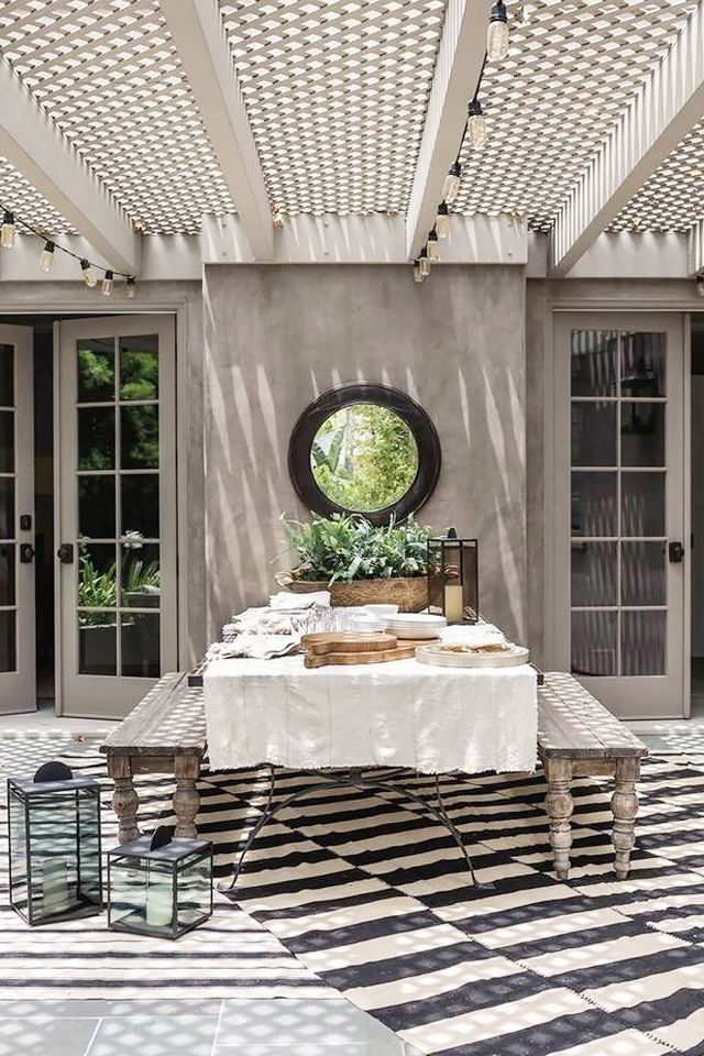 """Looking for unique ways to light up your outdoor space? """"You can't go wrong with lanterns when it comes to outdoor lighting,"""" offers Mat Sanders ofConsort Design...."""