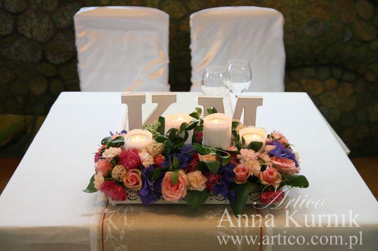 oryginalne, nietypowe dekoracje i dodatki na wesele  www.facebook.com/artico.kwiaty