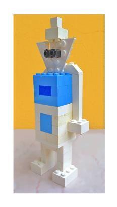 """Sono Pelham1, primo robot della nuova generazione priva di alcuna utilità. Il mio creatore voleva specializzarmi nella bitumazione di navate di cattedrali, ma a metà dell'opera ha ben cominciato e quindi. So comunque imitare Agostino Cheguevara, che non é famoso come quell'altro ma faceva la sua figura. Ora volevo allegarvela, questa sua figura, ma non ho le dita per cliccare """"allega"""". Ringrazio comunque l'ente turismo di Ligonchio per aver scritto questa mia breve bio, di cui io sono…"""
