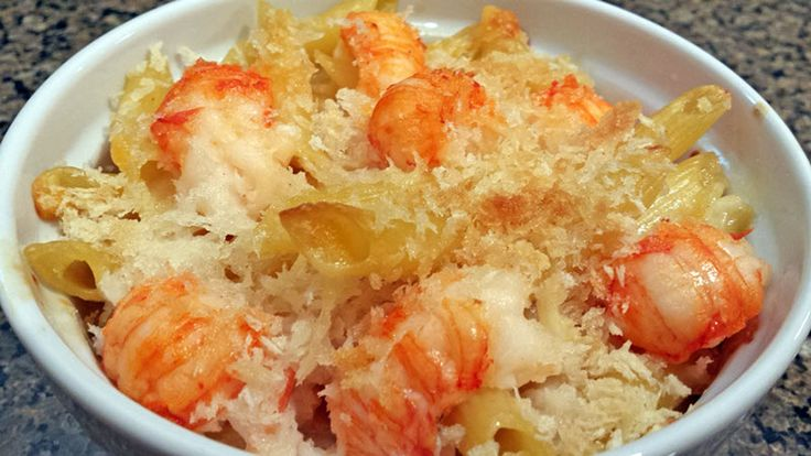 Adding Langostino Lobster meat to Mac & Cheese elevates this recipe well above your standard Mac & Cheese.