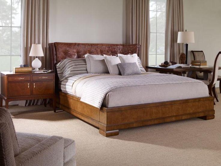 DAN BED - KING SIZE 6/6 Century Furniture