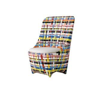 Right Up My Street   Cape West Coloured Garden Chair   Modern Garden  Furniture