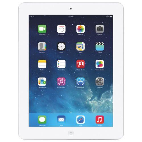 Apple iPad with Retina Display (4th Generation) 16GB - Wi-Fi - White