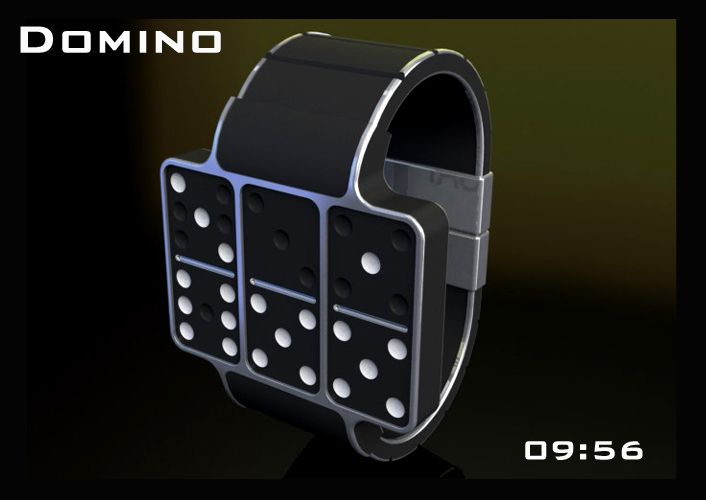 Interesting...  dominoes_an_led_watch_design_01