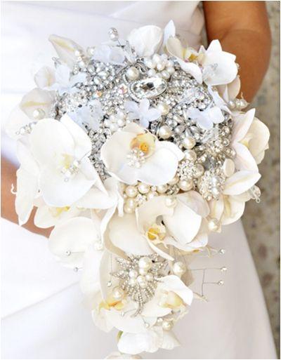 Die schöne Braut - Brautbouquets