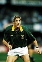 Gary Teichmann captained the Springboks to 26 wins in 36 games and was captain of the Boks from 1996-1999. (dave rogers/allsport/Gallo Images)