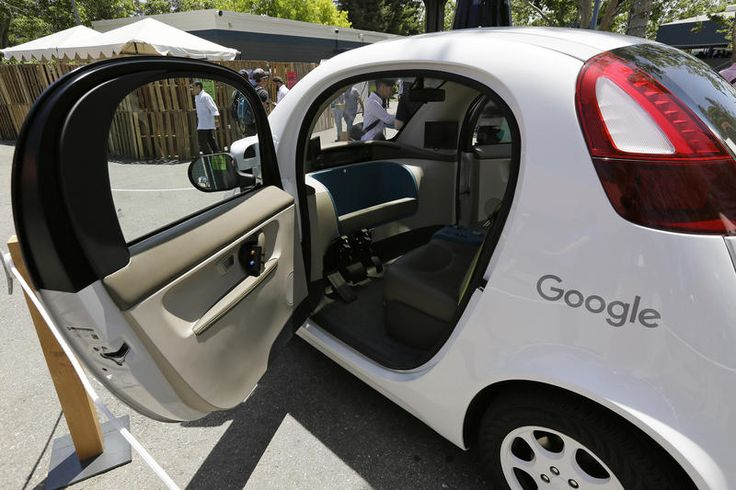 Democratic Governor Terry McAuliffe wants to make Virginia the capital of automated vehicles. He says it could help reduce accidents, and create a more