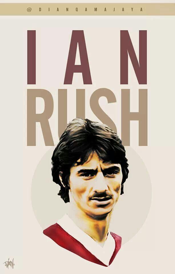 ☼ #LFC #artwork Ian Rush