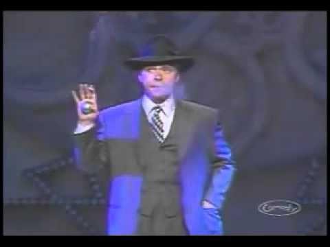 Penn and Teller explain Sleight of hand
