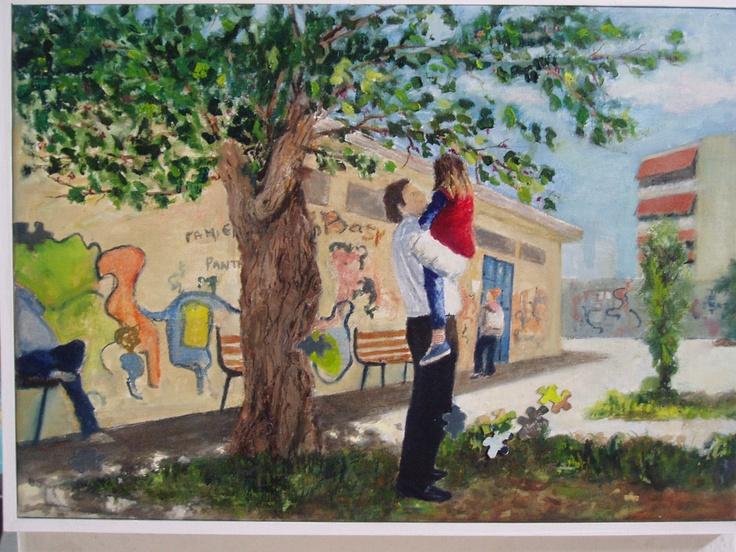 Μπουκής Γιώργος στην #Ianos_Gallery