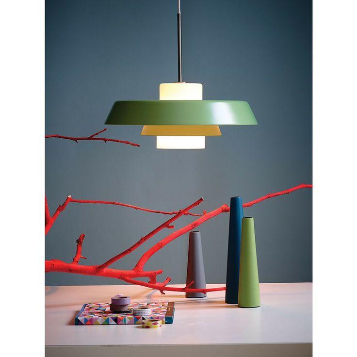 Design Belysning AS - Herstal Y1956 Takpendel Stor - Pendler og hengelamper - Taklamper - Innebelysning