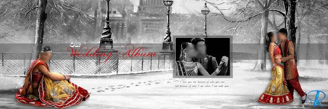 25 Latest Wedding Album Design 12x36 Psd Templates Download