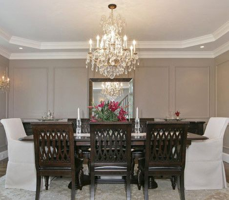 Kristy Kay Design Thinking Of Adding The Wainscoting To My Current Dining Area