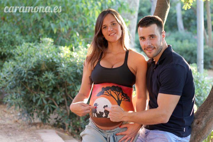 #bellypaint #bellypainting #bellypainter #naturalmother #pregnant #pregnancy #ba…