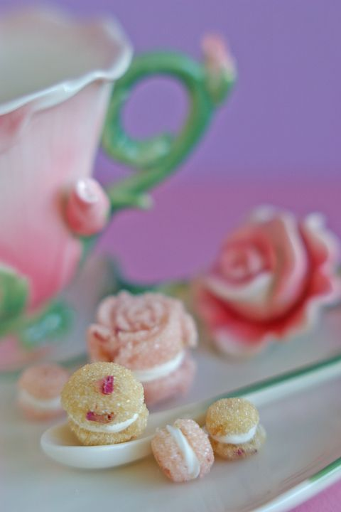 『【12/15イベント】ローズエッセンスで作る「薔薇ティーシュガー」@横浜イングリッシュガーデン』
