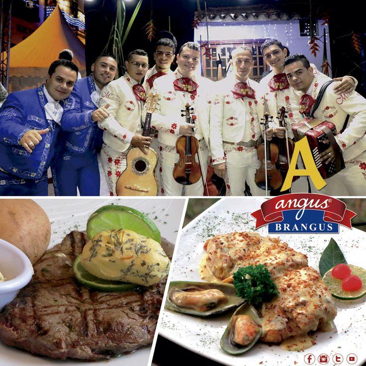 Disfruta los viernes con música en vivo y presentación especial de Mariachi Medellín Show. Te esperamos para disfrutar juntos una velada inolvidable!!!  Reservas: 2321632. www.angusbrangus.com.co Cra. 42 # 34 - 15 / Vía las Palmas  #restaurantesmedellin #marzo #AngusBrangus #parrilla #medellíntown #medellíncity #restaurantesrecomendados ##quehacerenmedellin #dondecomerenmedellin #gastronomía #mariachi #musicaenvivo