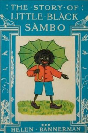 The Story Of Little Black Sambo by Helen Bannerman.  My very favourite book.  I knew it word for word (& no, it didn't turn me into a racist)