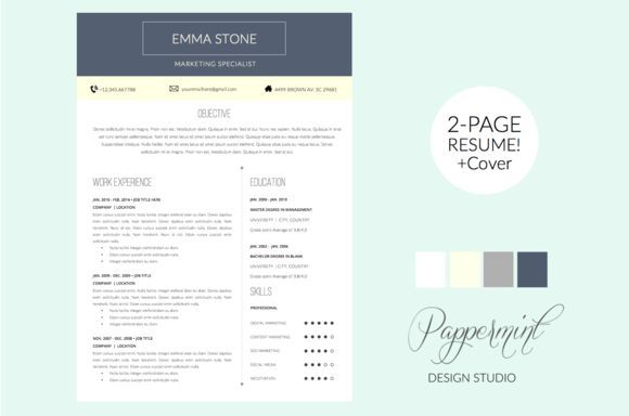 1000  ideas about best resume template on pinterest
