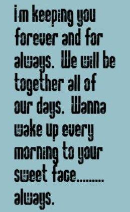 Shania Twain - Forever & For Always - song lyrics, music lyrics, songs, song quotes, music quotes
