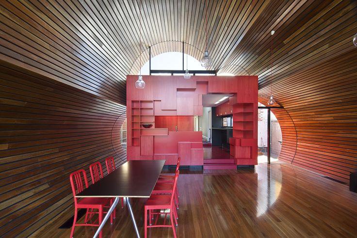 Cloud House. McBride Charles Ryan. Melbourne Australia.