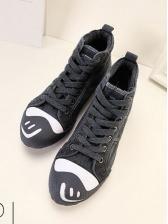 Korean flat base leisure plimsolls woman's shoe $ 11.35