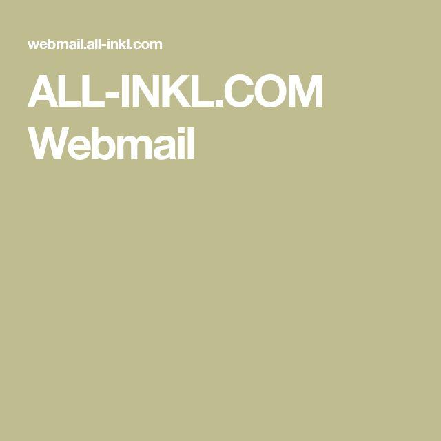 ALL-INKL.COM Webmail